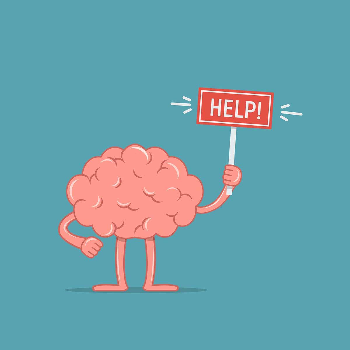 ストレス脳の脳内で起きていること
