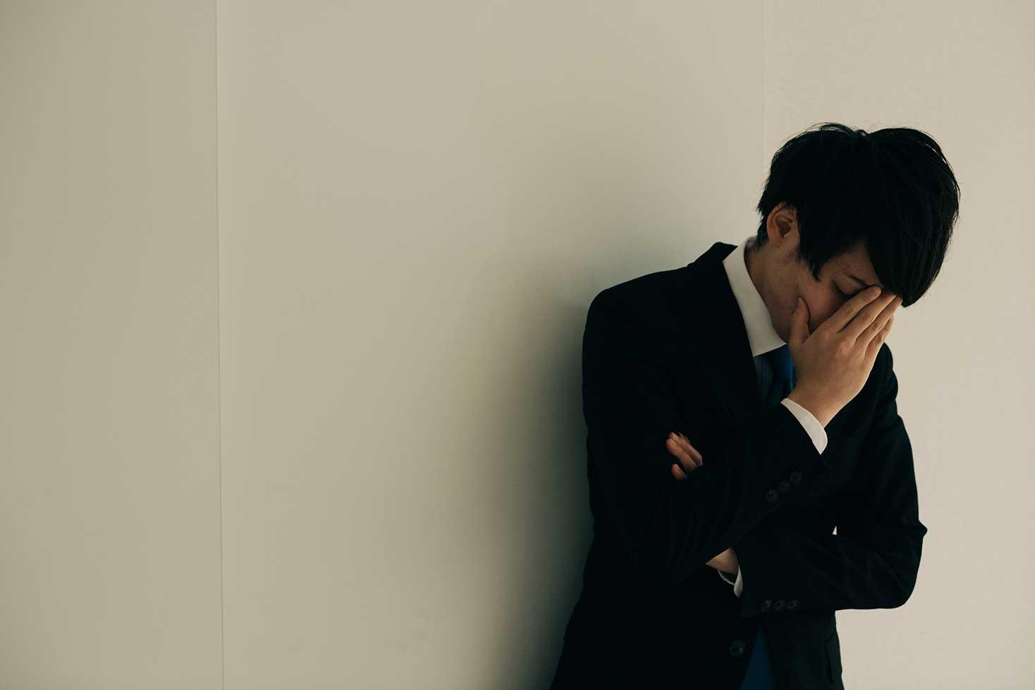 ストレス発散できない!ストレスが溜まるとすぐ泣いてしまう