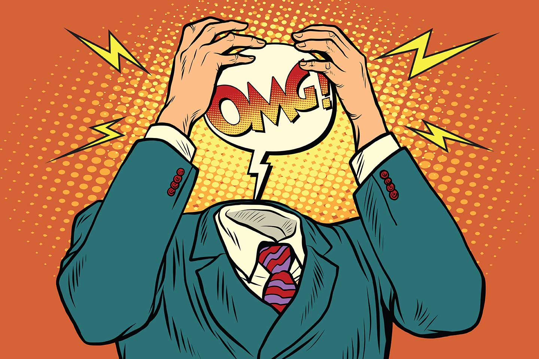 脳の損傷も? 慢性的ストレスの弊害